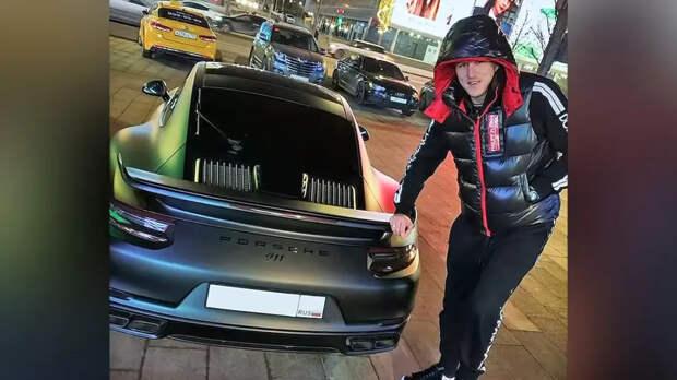Соболев хочет продать «Порше», купленный у Кокорина: «Еще не нашел покупателя»