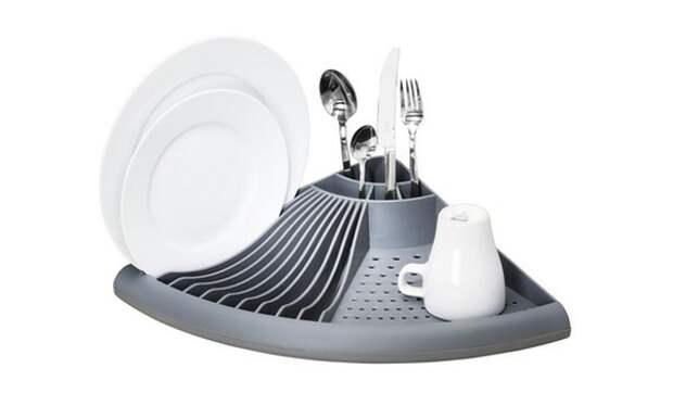 Сушилки для посуды, угловая сушилка, аксессуары для кухни