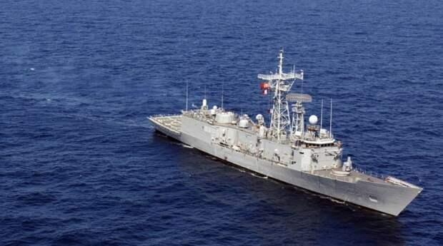 Неожиданная реакция России на маневры итальянского фрегата в Черном море удивила СМИ