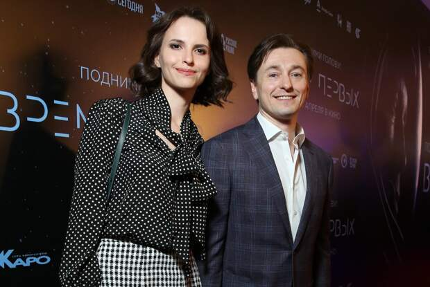 Сергей Безруков признался, что у него есть двое внебрачных детей