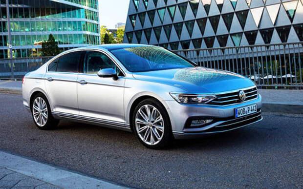 7 главных изменений обновленного Volkswagen Passat