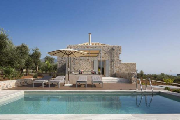 Вилла на средиземном море