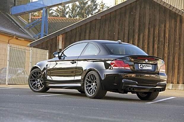 Демоническая BMW 1M Coupe: «копейка» за миллион