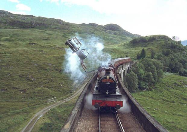 """Лиам Пейн построил в своем саду копию хижины Хагрида из """"Гарри Поттера"""": фото"""