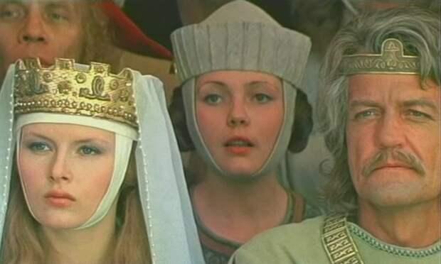 Леонид Кулагин (3 фильма) война, история, кино, рыцари, ссср