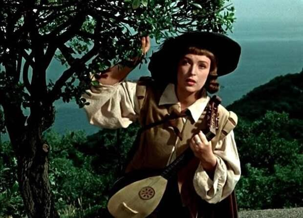 Кадр из фильма *Двенадцатая ночь*, 1955 | Фото: stuki-druki.com