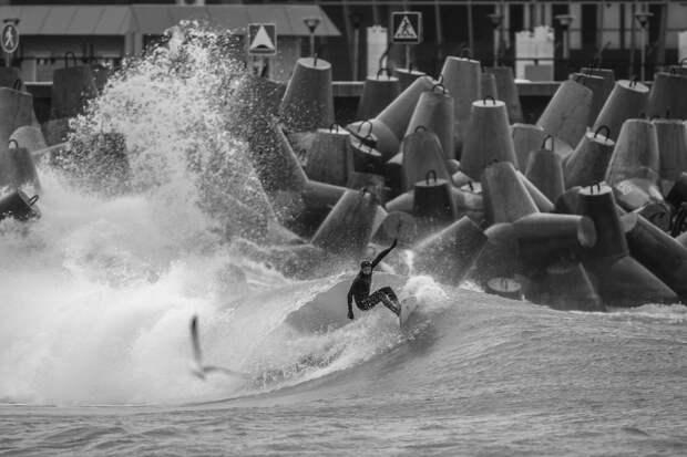 Серфинг в России — реальность!