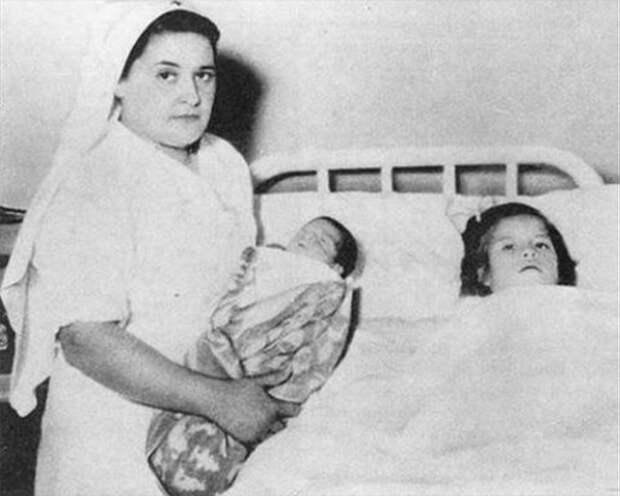 Самая молодая мать в истории медицины – 5-летняя Лина Медина (Lina Medina)