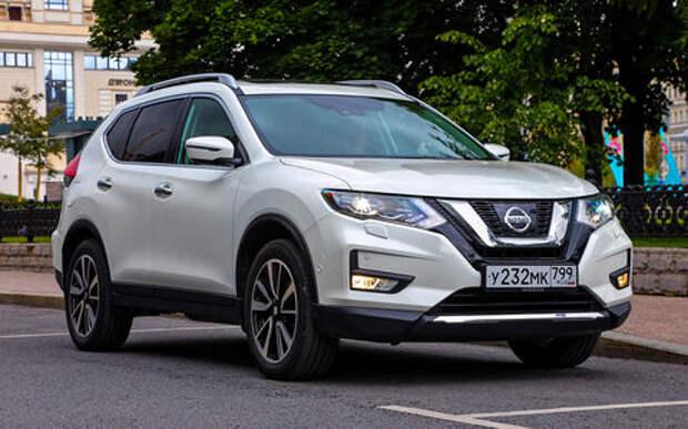Длительный тест Nissan X‑Trail: один, но большой недостаток
