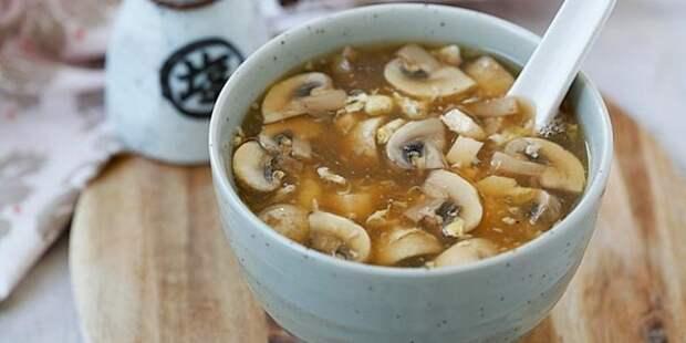 СУПНЫЙ ДЕНЬ. Острый и кислый суп