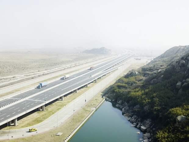 Порт Яншань, Китай.