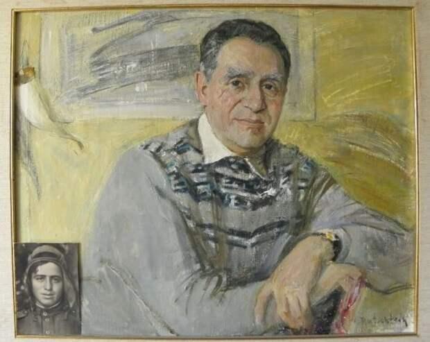 Танкист, поэт, хирург Ион Деген.