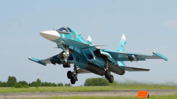 Американский сенатор отметилась позорным поздравлением ВВС США картинкой с Су-34