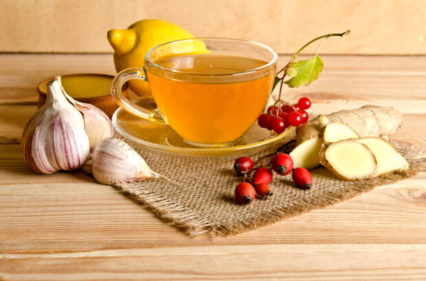 Ешь, пей и лечись: вкусные блюда и напитки, которые хороши при простуде