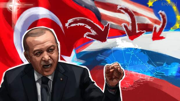 Эксперты считают, что в Турции «закрепили флажок» с Крымом на перспективу