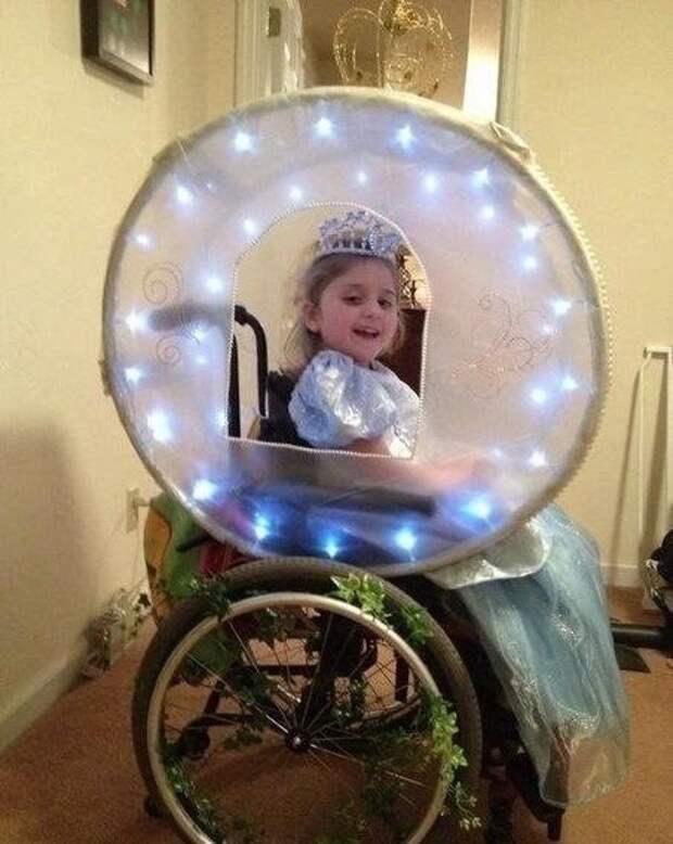 Принцесса в карете