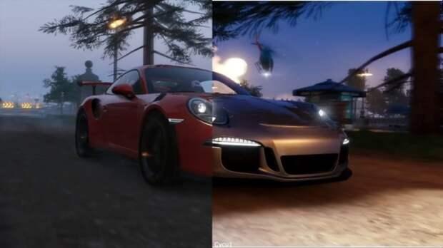 Игроки в бету The Crew 2 обратили внимание на возможный даунгрейд графики по сравнению с демо на Е3