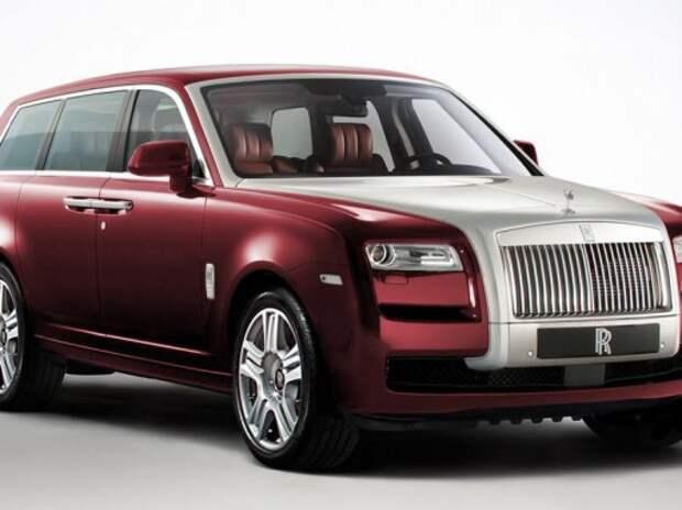 Босс Rolls-Royce рассказал о первом вседорожнике марки
