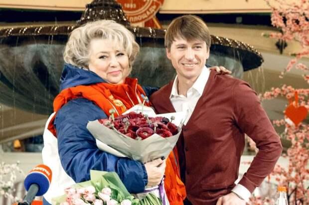 Алексей Ягудин признался, что жил с Татьяной Тарасовой перед Олимпиадой-2002