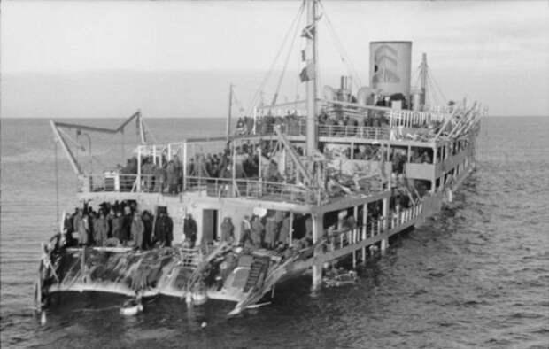 Торпеда для «И.Сталина»