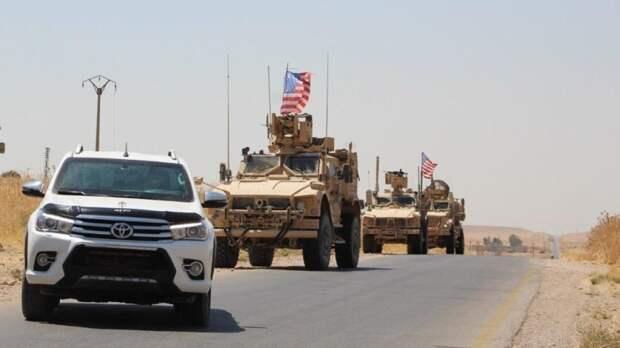 ВС США в Сирии