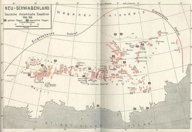 территория Новой Швабии