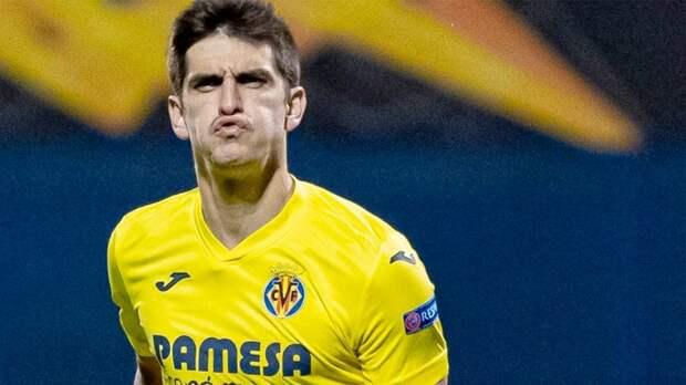 Гол Морено принес «Вильярреалу» победу над загребским «Динамо» в 1-м матче 1/4 финала ЛЕ
