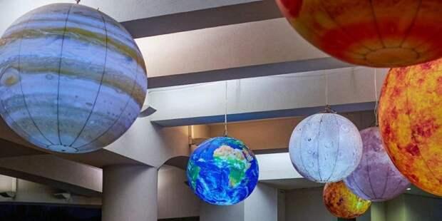 В павильоне Московских центральных диаметров проведут мастер-класс для детей