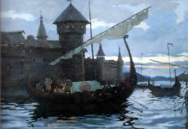 Новгород и древние скандинавы