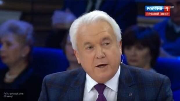 Олейник считает, что на Украине начался второй этап по сокращению населения страны