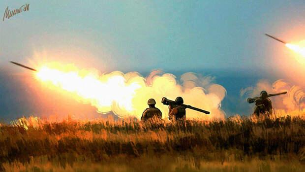 В Германии назвали виновных в разжигании конфликта на востоке Украины