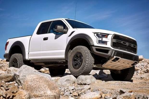 Характер на выбор: Ford F-150 Raptor подстроится под любое направление
