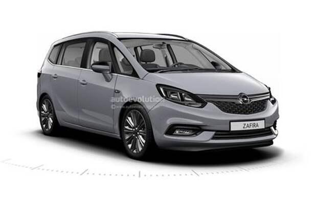 Opel Zafira останется без «бумерангов»