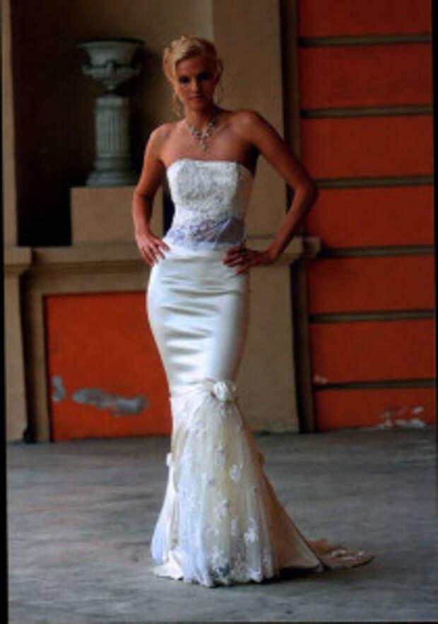 Авторские свадебные и вечерние наряды от Юлии Ааль.