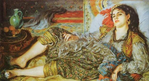 Музы Ренуара, или Гимн женской красоте: чьи портреты писал художник на протяжении всей жизни