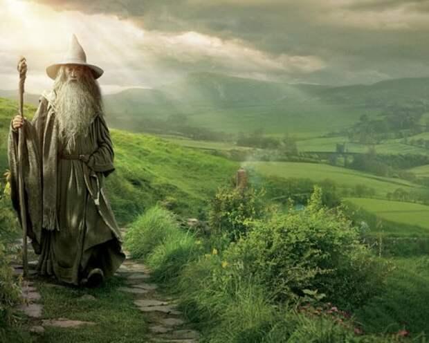 Волшебник Гэндальф прибудет в Санкт-Петербург с важной миссией