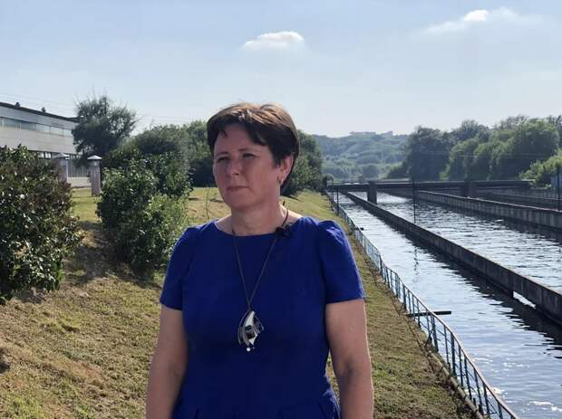Светлана Разворотнева: Курьяновские очистные сооружения ожидает реконструкция