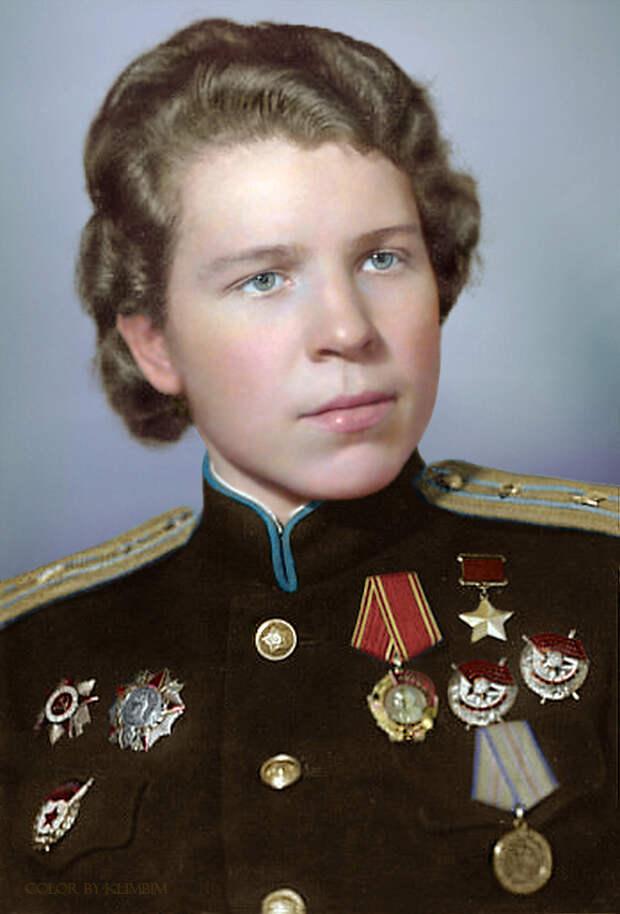 Major Evdokia Nikulina