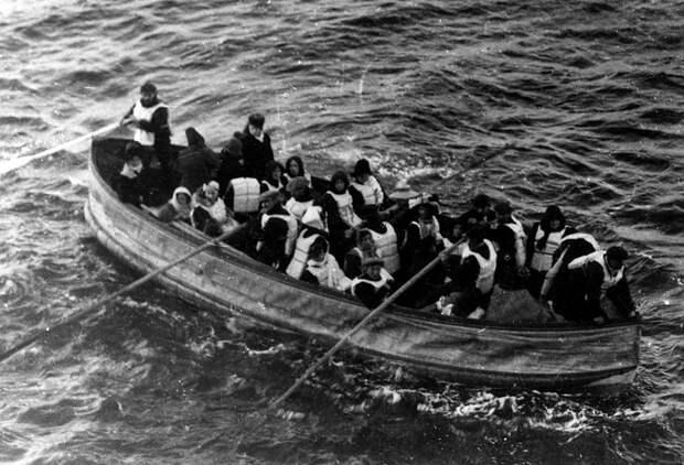 «Мы жили вместе – и вместе мы умрем»: Непридуманная история любви с затонувшего «Титаника»