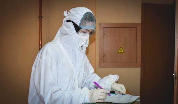 В Оренбуржье за сутки коронавирусом заболели еще 399 человек