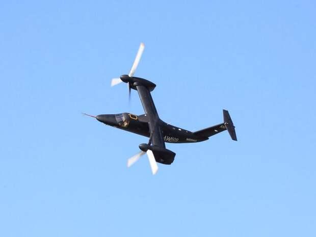 AW609 начал ставить рекорды скорости