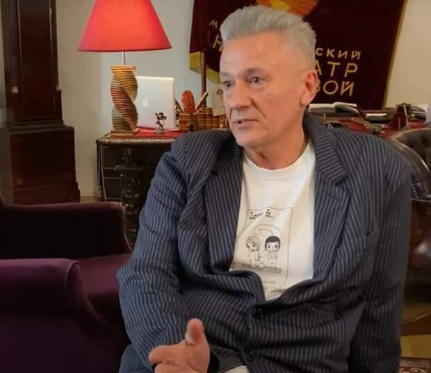 """Олег Меньшиков: """"Я полгода назад неделю был в коме. Об этом никто не знает"""""""