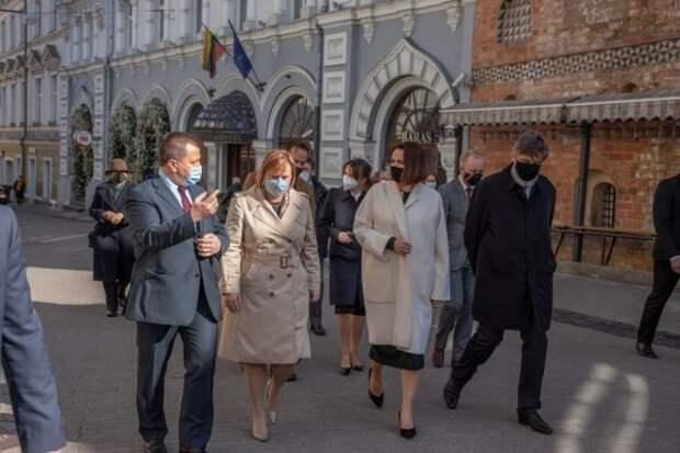 МИД Беларуси: посол, находящийся в Литве, отношения к Беларуси не имеет