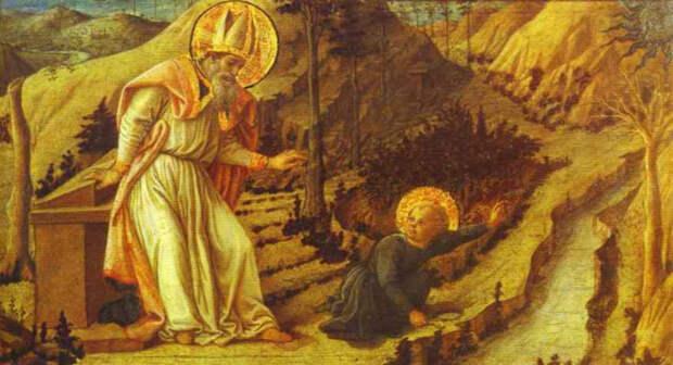 Блаженный Августин.