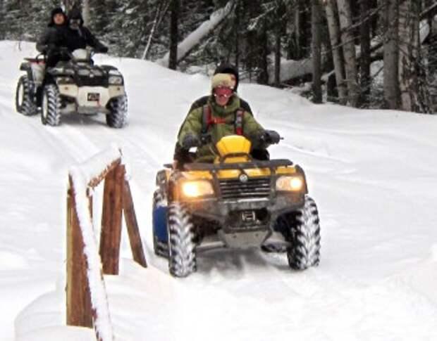 Зимний корпоратив: активный отдых на природе