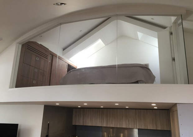 Полуэтаж от Vorbild Architecture