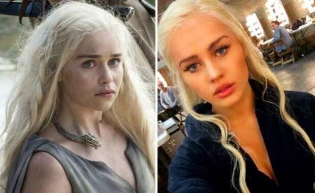 Актёры сериала «Игра престолов» и их дублёры