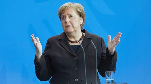 Меркель объяснила идею провести саммит России и Евросоюза с участием Путина