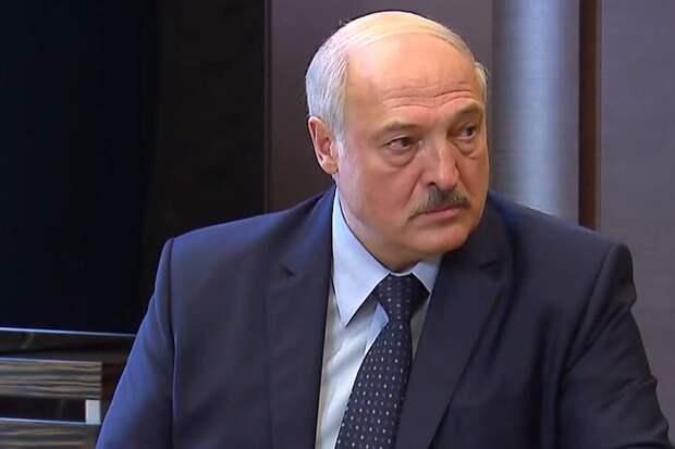 Лукашенко: Запад пытается привлечь Россию к свержению власти в Белоруссии