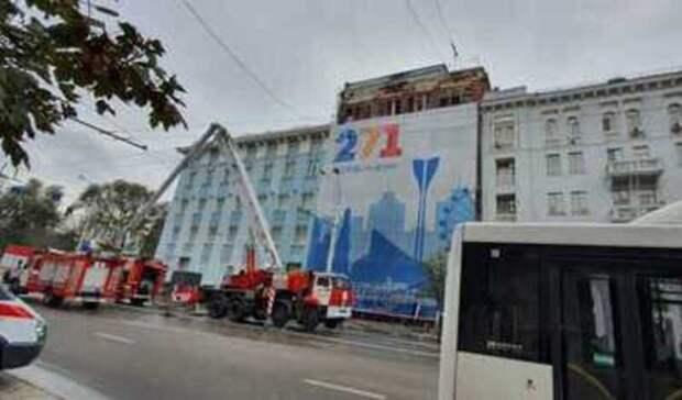 В Ростове-на-Дону аварийный Дом Сариевых на Большой Садовой, 94 продали за 10 тыс руб
